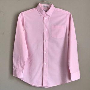 IZOD pink dress shirt